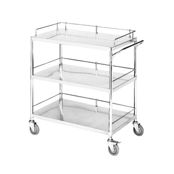 Instrument Trolley With Railing_2