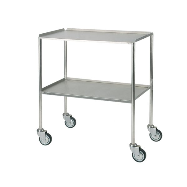 Instrument Trolley Without Railing