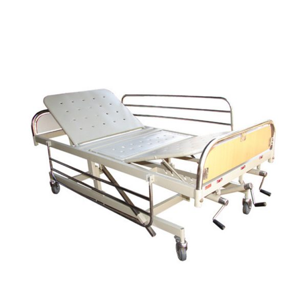 Mechanical HI LO ICCU BED With Laminated PANELS
