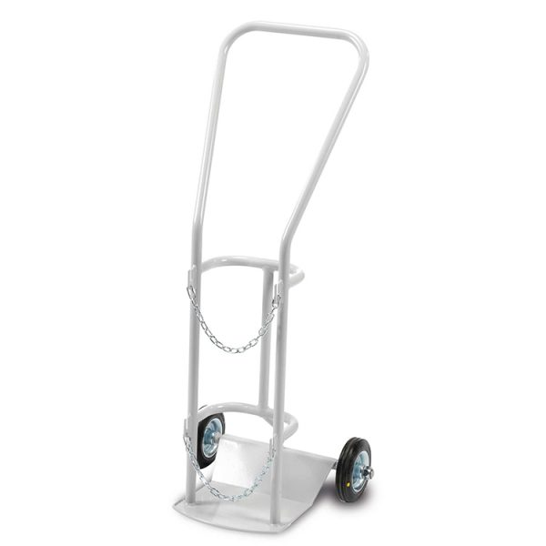 Oxygen Cylinder Trolley(Small and Large)_2