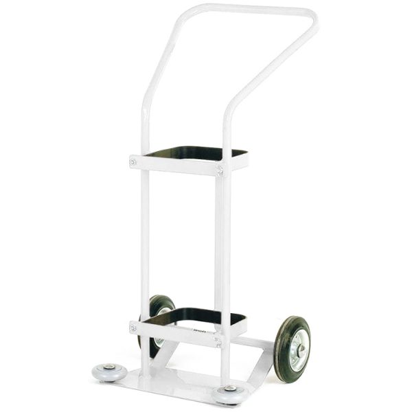 Oxygen Cylinder Trolley(Small and Large)_3
