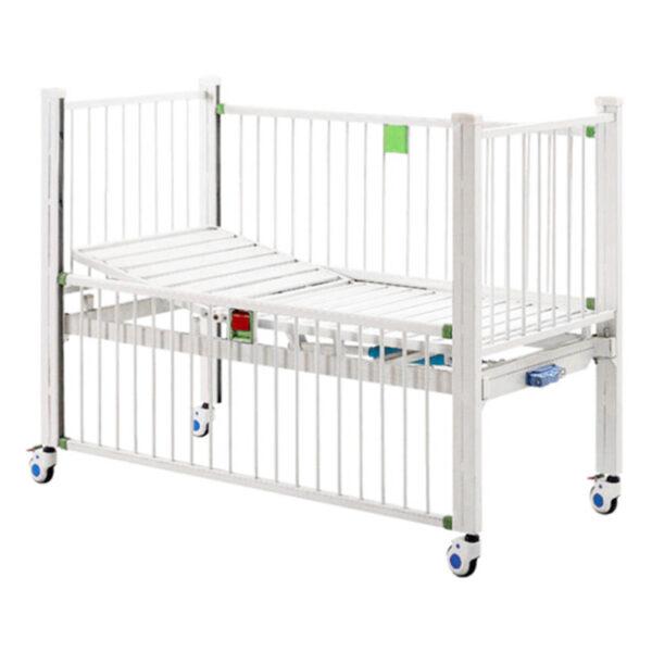 SEMI FOWLER PEDIATRIC BED NEW DESIGN